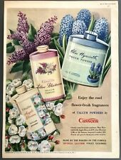 CUSSONS TALCUM POWDER - Vintage Magazine Advert (25 July 1953) Talc, Fragrance *