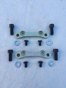 6 POT VW/Porsche brembo calipers adaptors (suit GOLF/TT/OCTAVIA/IBIZA 5X100 PCD