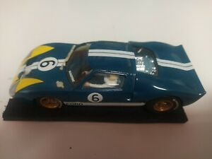 Ford Gt40 Altaya Scalextric