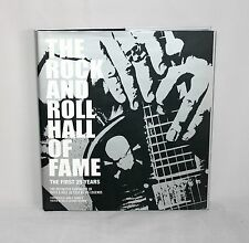 THE ROCK AND ROLL HALL OF FAME 25 Years Holly George Warren 2009 1st Ed. 1st Pr.
