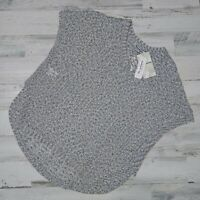 Tommy Bahama Size XS Knit V Neck Cap Sleeve sleeve Sweater Women's MSRP $125