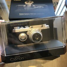NEW Original Canon Camera 75th Years Celebration Hansa Limited Edition Model HTF