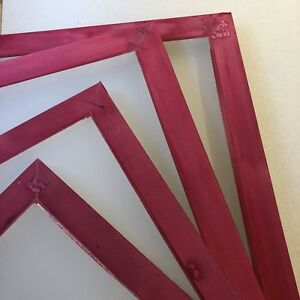 43T Wooden Screen Printing Frames