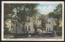 Postcard RALEIGH North Carolina/NC  Wiley Tourist Hotel view 1910's
