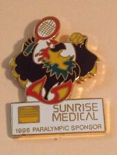 OLYMPIC PIN´S - SUNRISE MEDICAL 1996 PARALYMPIC - OLIMPIC GAMES  (E116)