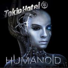 Tokio Hotel - Humanoid CD 2009 English Album NEW