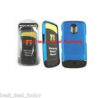 Body Glove Icon Snap On Case *Blue* For Samsung Galaxy Nexus Prime Ver