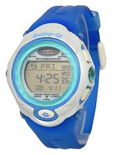 CASIO BLUE BABY-G WATCH BGF130-2 BRAND NEW WITHOUT TAG