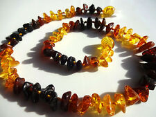 Genuine Baltic Amber Children NECKLACES- 11 inch - Choose your color!!!