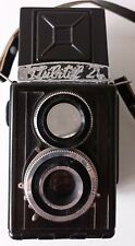 Lubitel 2 macchina fotografica vintage 6x6 made in Ussr