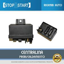 CENTRALINA PRERISCALDAMENTO CANDELETTE FIAT ALFA ROMEO PEUGEOT OE 0281003018