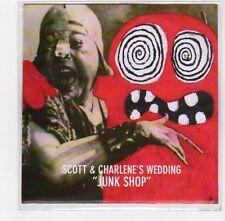 (FE341) Scott & Charlene's Wedding, Junk Shop - 2014 DJ CD