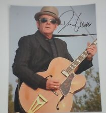 ELVIS COSTELLO Live signed Photo