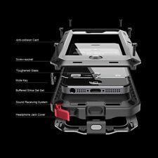 Aursen iphone SE/5S/5 Outdoor Case Schutzhülle wasserdicht stoßfest Aluminum DHL
