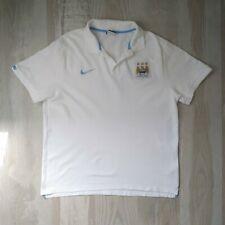 Manchester city football polo shirt jersey Nike size xxl