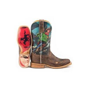 Tin Haul Ladies Wild West Boots 14-021-0077-1393