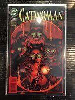 Catwoman (Vol 2) #29 VF+ 1st Print Free UK P&P DC Comics