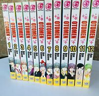 Otomen Shojo Beat Manga Vol. 1-12 English (Paperback Manga) by Aya Kanno