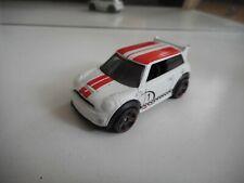 Hotwheels Mini Cooper S Challange in White
