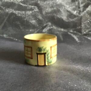 Keele St Pottery Co Sugar Dish House