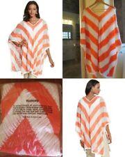$99 NWT Chicos Womens Cotton Wrap Poncho