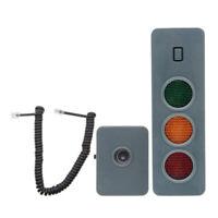Safe-Light Parking System Assist Distance Stop-Aid Guide Sensor For Home Garage
