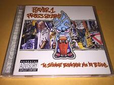 B-SIDE cd PLAYER 1 PRESS START mr dan dj apache r-kidz sleepy c dave trance