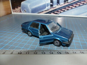 VOLKSWAGEN JETTA - blu metall.to-SCHABAK Model- 1:43 -Raro modello-