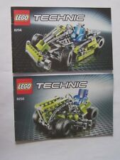 LEGO® Bauanleitung / Instruction Nr. 8256
