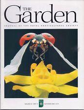 RHS THE GARDEN Magazine - November 2002