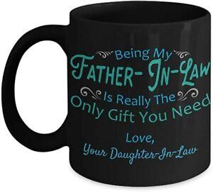 Father In Law Coffee Mug