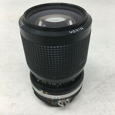 Zooom-NIKKOR 35~105mm 1:3.5~4.5 NIKON Lens. Serial Number: 2130177 JAPAN + 1 cap