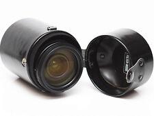 Vintage Hard Lens Case For Sigma Canon Nikon Takumar Soligor Vivitar Fuji Lenses