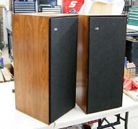 Pair Vintage BANG and OLUFSEN B&O BEOVOX 3000 Speakers, Working, PICK-UP, L-3267