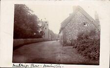 Honington near Ixford & Thetford. Maltings Row.