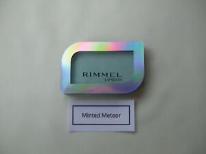 Rimmel London Mono Eyeshadow Minted Meteor New