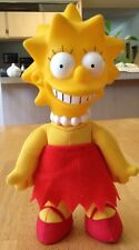 "Marge Simpson Doll, Vintage, 8"" Tall, Cloth Body And Plastic Head, Burger King"