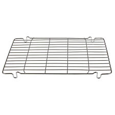 Cooker Oven Grill Pan Tray Wire Mesh Grid Grill Rack 320mm x 180mm Universal