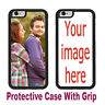 CUSTOM IMAGE RUBBER CASE FOR SAMSUNG Galaxy S9 S9+ S9 PLUS EDGE YOUR PHOTO LOGO