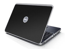 3D CARBON FIBER Vinyl Lid Skin Cover Decal fits Dell Inspiron 15R N5010 Laptop