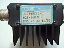 Decibel Db4345Csl-C 928-960 mHz Circulator