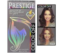 Prestige Permanent Hair Colour Remover - Means for Removes Colour from Dyed Hair