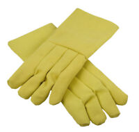 "18"" KEVLAR CRUCIBLE GLOVES HIGH TEMPERATURE HEAT RESISTANT FURNACE MELTING GLOVE"