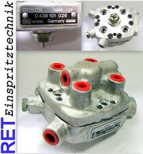 Mengenteiler BOSCH 0438101026 Mercedes Benz 190 E MT0008 gereinigt & geprüft