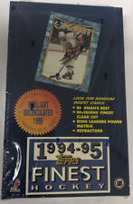 1994-95 Topps Finest Hockey Hobby Edition Box Factory Sealed 24 Pack