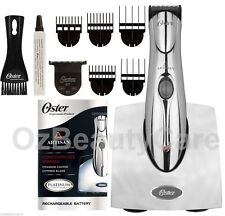 Oster Artisan Professional Cord/Cordless Hair Trimmer