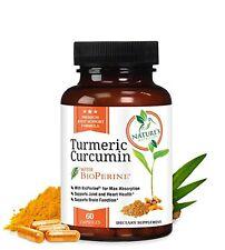 Pastillas Para Reducir El Dolor Y Inflamación - Poder Curativo Natural - Curcuma