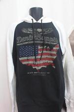 Ralph Lauren Denim & Supply US Flag Eagle Cotton French Hoodie L Men's NWT