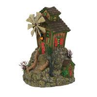 Dept 56 Halloween Village 6000663 The Bone Grinder Mill