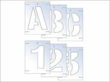 Letter & Number Stencil Kit 25mm SCA9403
